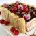 5 prajituri dulci-acrisoare cu visine
