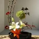 Ikebana - amestecul japonez dintre arta, pasiune si frumusete