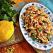 Salata de cuscus cu merisoare