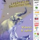 Leganati de Deinotherium - la Muzeul National