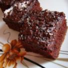Negresa cu fulgi de ciocolata