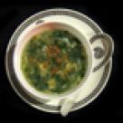 Supa crema de praz 2