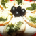 Piept de pui umplut cu spanac si fromage bleu