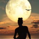Astrologie, stiinta si spiritualitate: 5 moduri prin care LUNA PLINA iti afecteaza viata