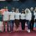 Spectacol de magie si daruri de la Moș Crăciun pentru copiii din 10 case de tip familial din Giurgiu