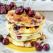 Pancakes cu cirese si rom