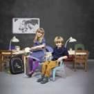 BACK TO SCHOOL - Design scandinav si functionalitate in colectia Ecco pentru copii toamna-iarna 2013/2014