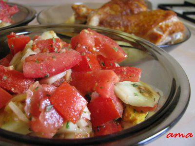 Salata de vara (Leto)