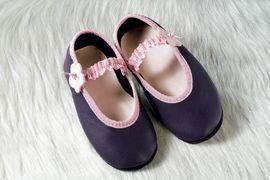 Pantofi Balerina cu talpa moale