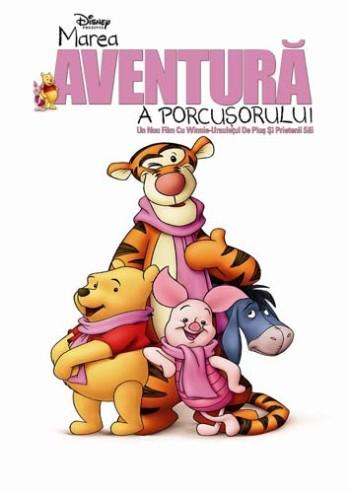 Marea aventura a porcusorului