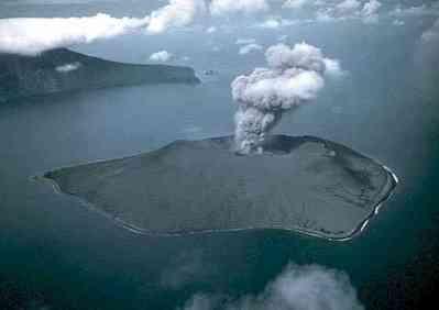 Krakatau, Indonezia
