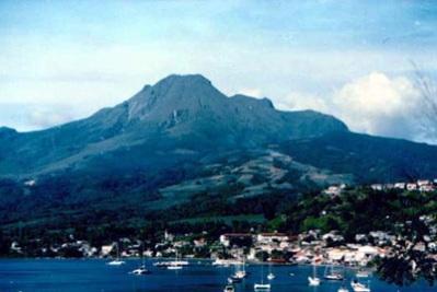 Pelee, Martinica