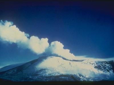 Nevado del Ruiz, Columbia