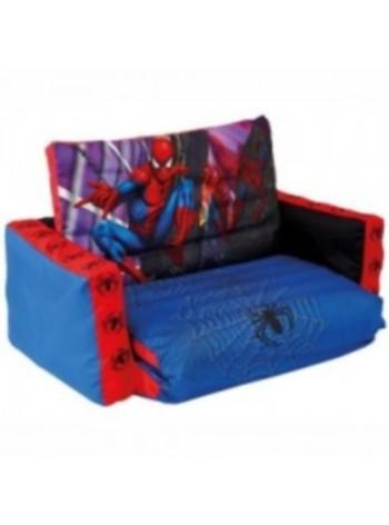 Canapea gonflabila Spiderman