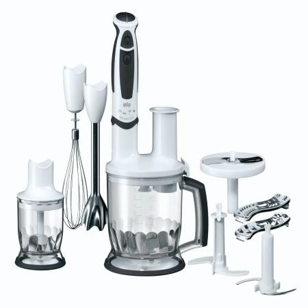 Mixer/Blender Braun Patisserie Multiquick 5