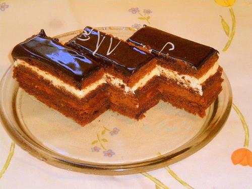 Prajitura Magic cake