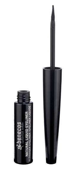 Cosmetice naturale: Tus de ochi NATURAL BLACK