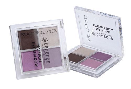 Cosmetice naturale: Fard pleoape natural Quattro