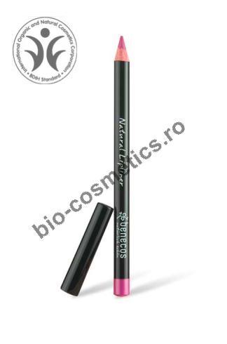 Cosmetice naturale: Creion de buze NATURAL sensual pink