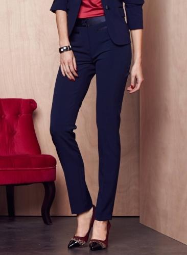 Pantaloni cu croiala dreapta