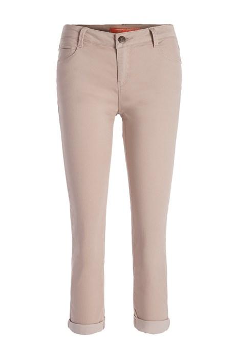 Pantaloni slim fit 3 sferturi