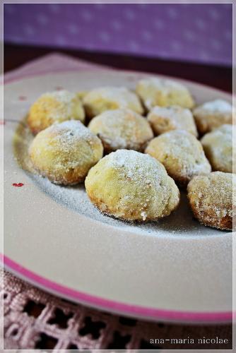 Cookies cu alune (Mtedza)