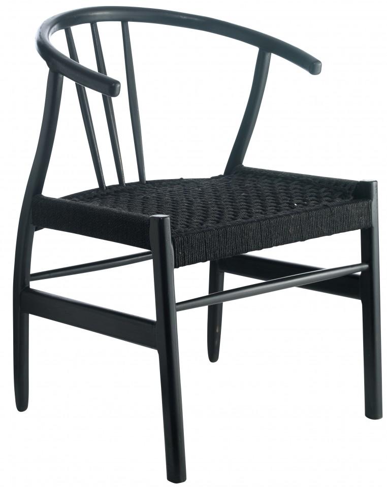 Scaun din lemn.