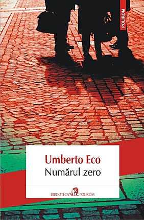 Numarul zero - Umberto Eco