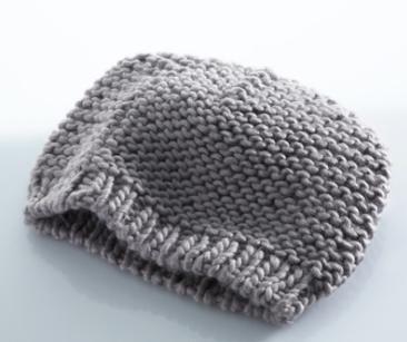 Caciulita tricotata