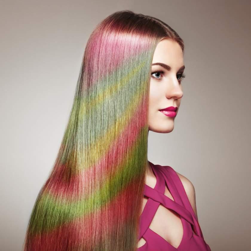Hairstyle unduitor, in valuri