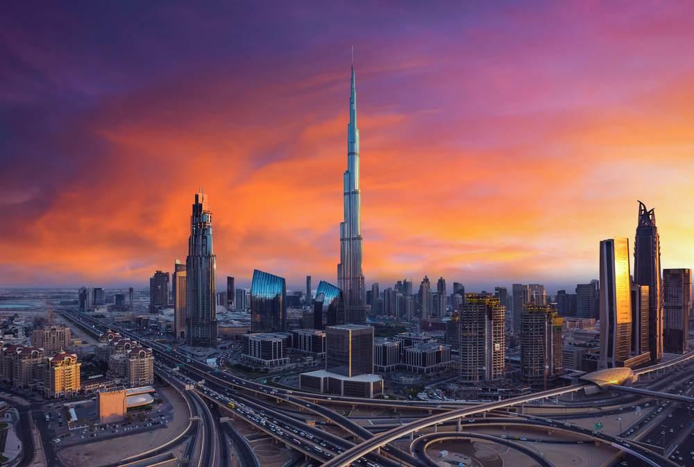Apus in Dubai (Emiratele Arabe Unite)