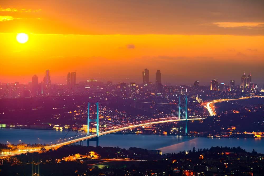 Apus in Istanbul