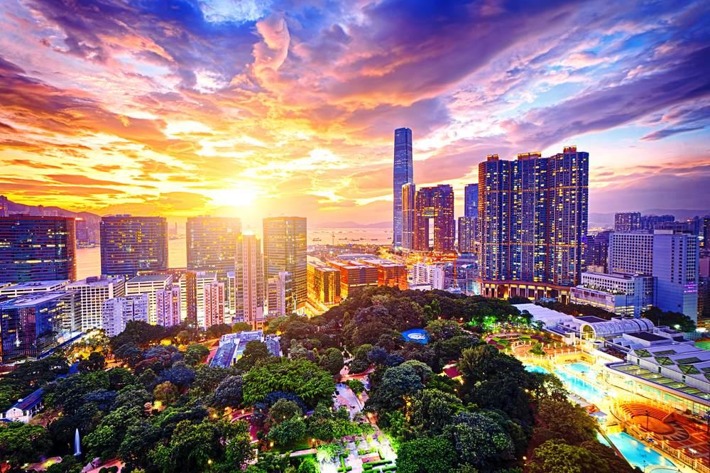 Apus in Hong Kong, China