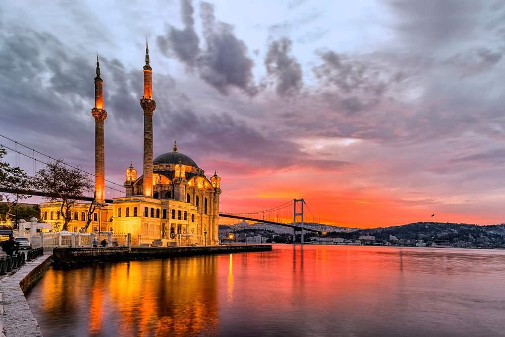Rasarit in Istanbul