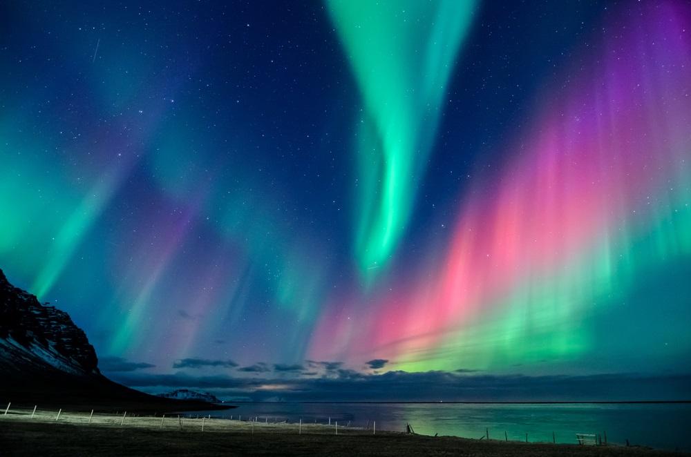 Luminile Nordului in Islanda