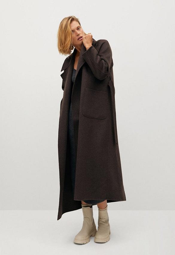 Paltonul maxi