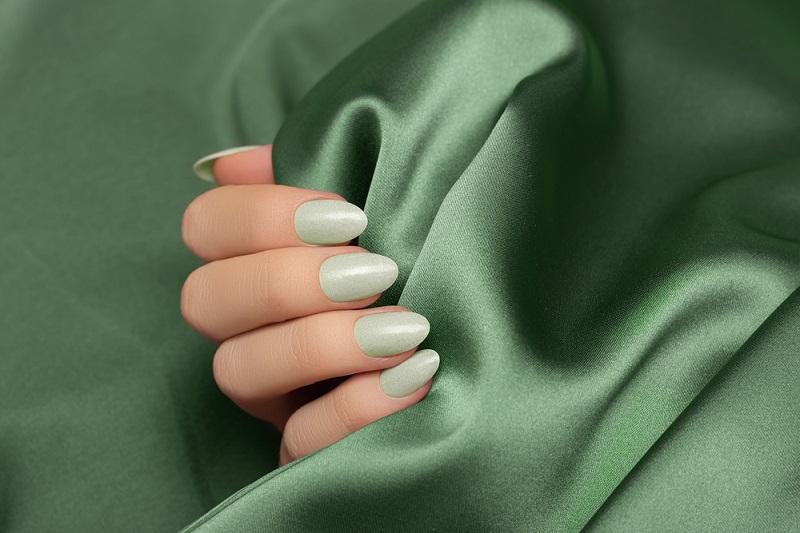 Nuanțele pastel - verdele mentă