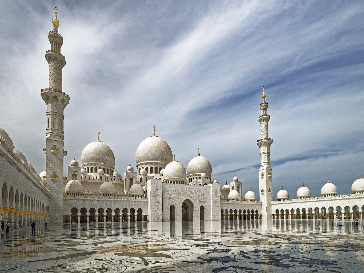 Moscheea Sheikh Zayed