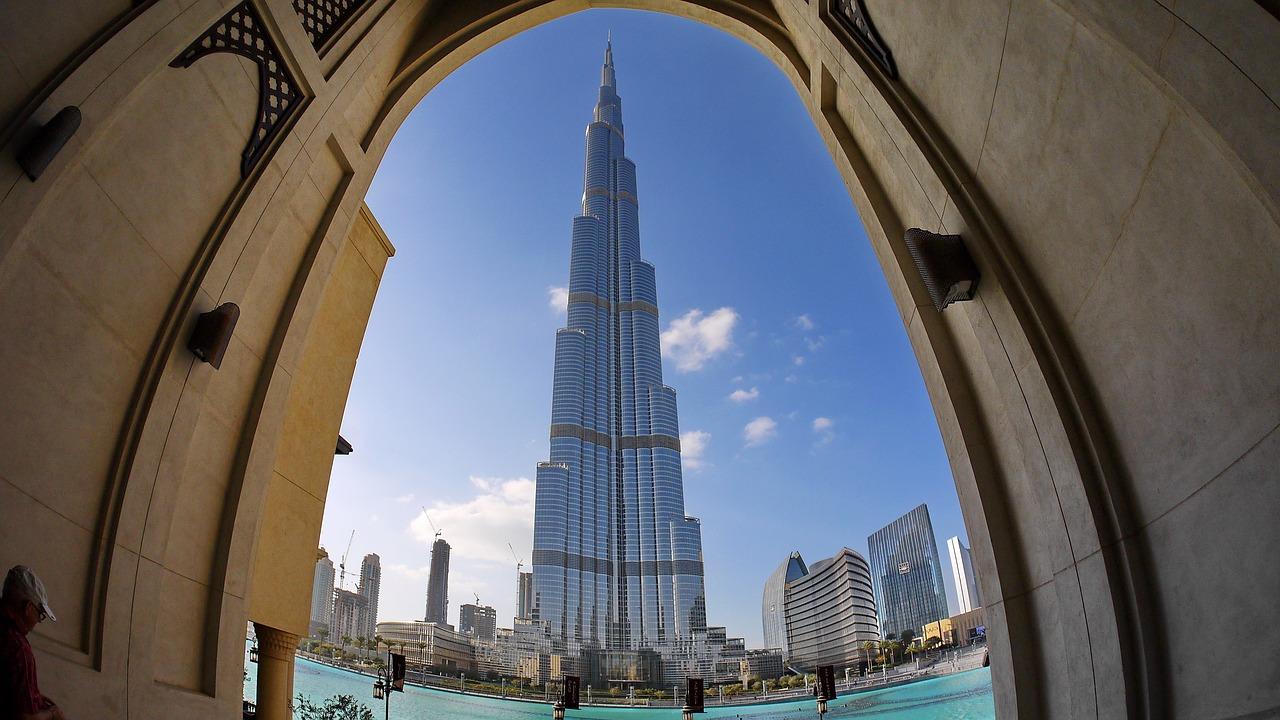 Clădirea Burj Khalifa