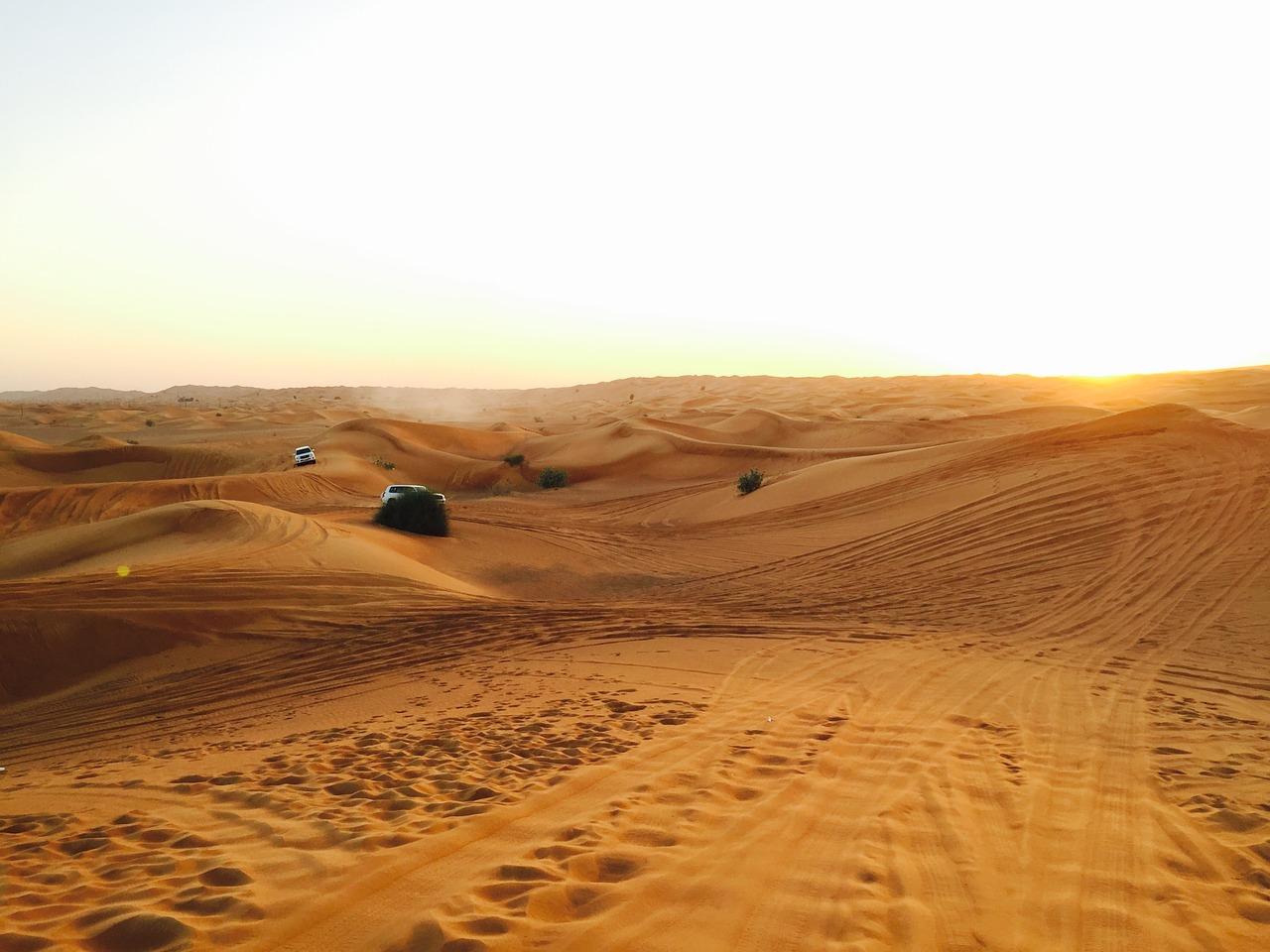 Deșertul Dubai