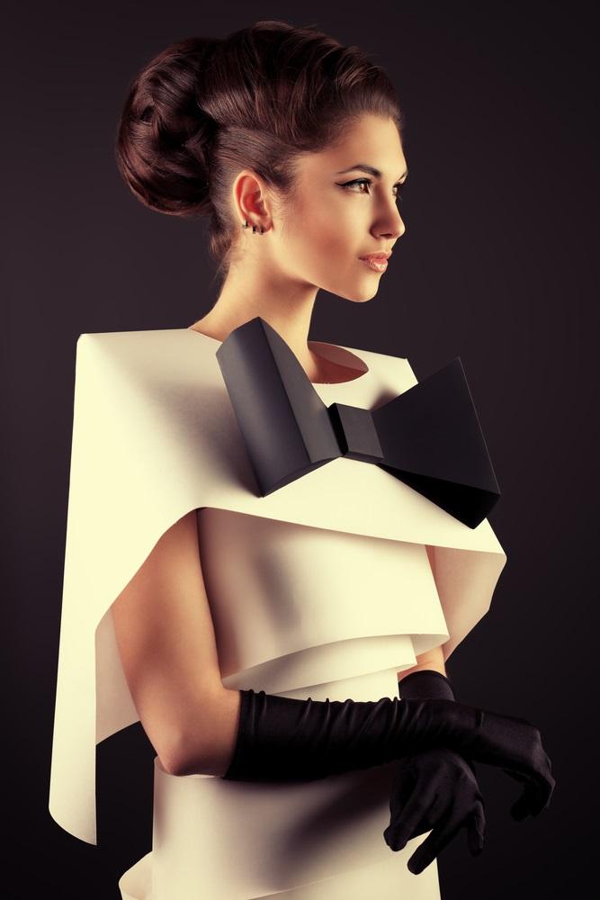 Coafura haute couture