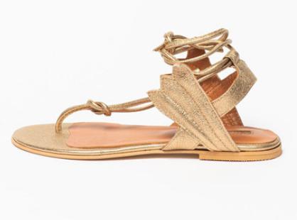 Sandale aurii romane Mihaela Glăvan