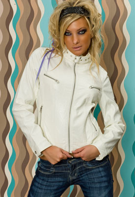 Hot Wheels White Jacket