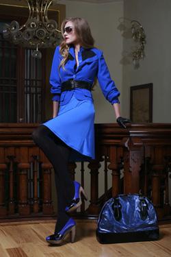 Rafinament in nuante de albastru