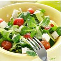 Salata de legume si tofu