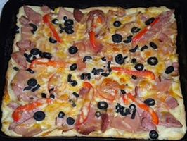 Pizza del Sole