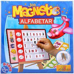 Alfabetar cu tabla magnetica