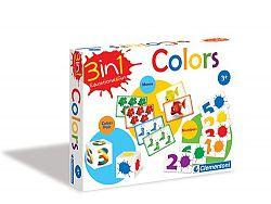 Joc Educational 3in1 Culorile