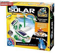 Robot Solar de jucarie - Kit Educational