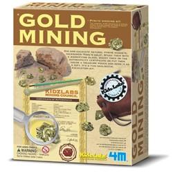 Minerit de Aur Fals de jucarie